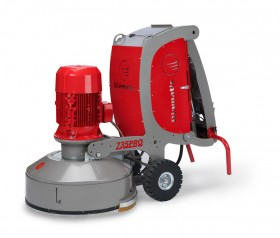 Large Wet Dry Grinder Polisher